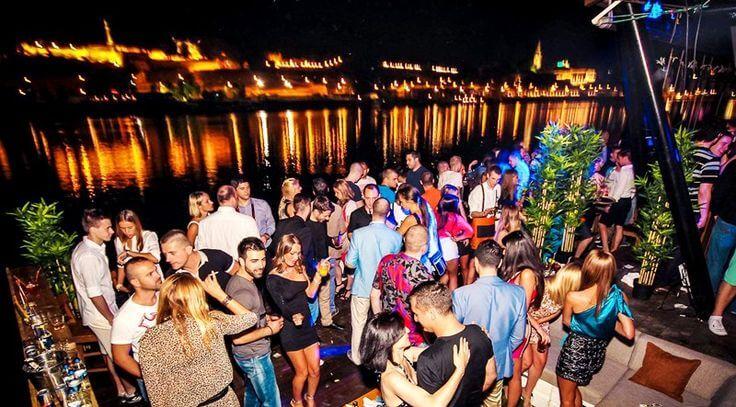 Vida nocturna de Belgrado