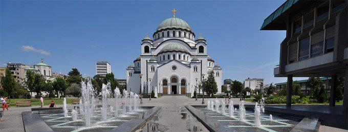 Templo de San Sava en Belgrado