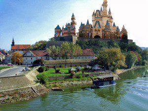Fortaleza de Petrovaradin en Novi Sad