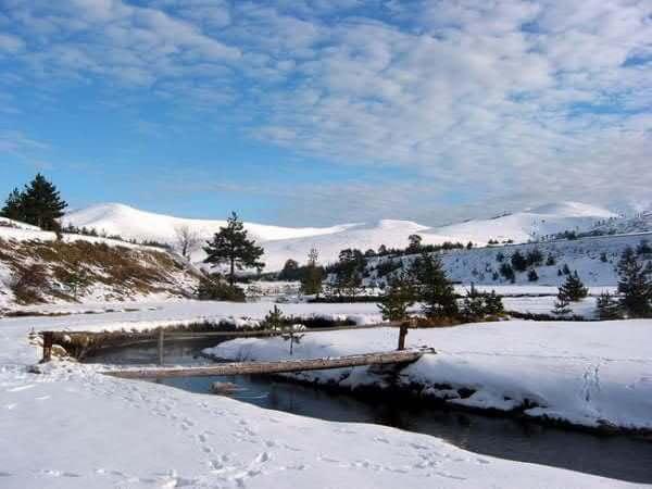 Zlatibor en invierno