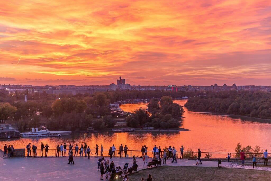 Belgrado Danubio
