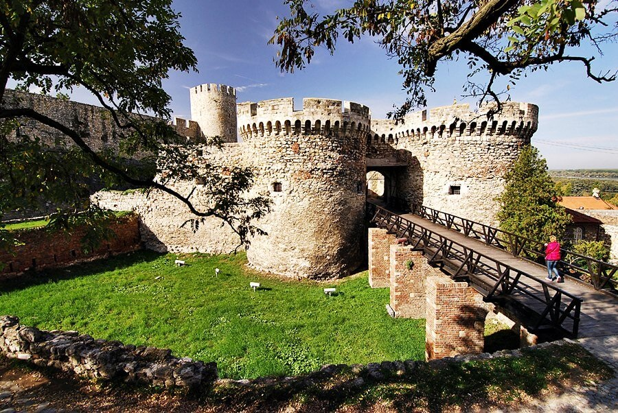Fortaleza de Kalemegdan